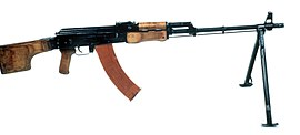 рп 74 пулемет