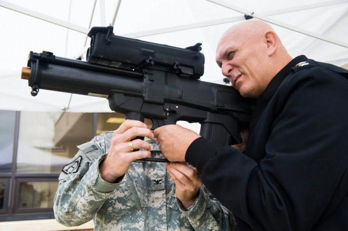 хранение огнестрельного оружия