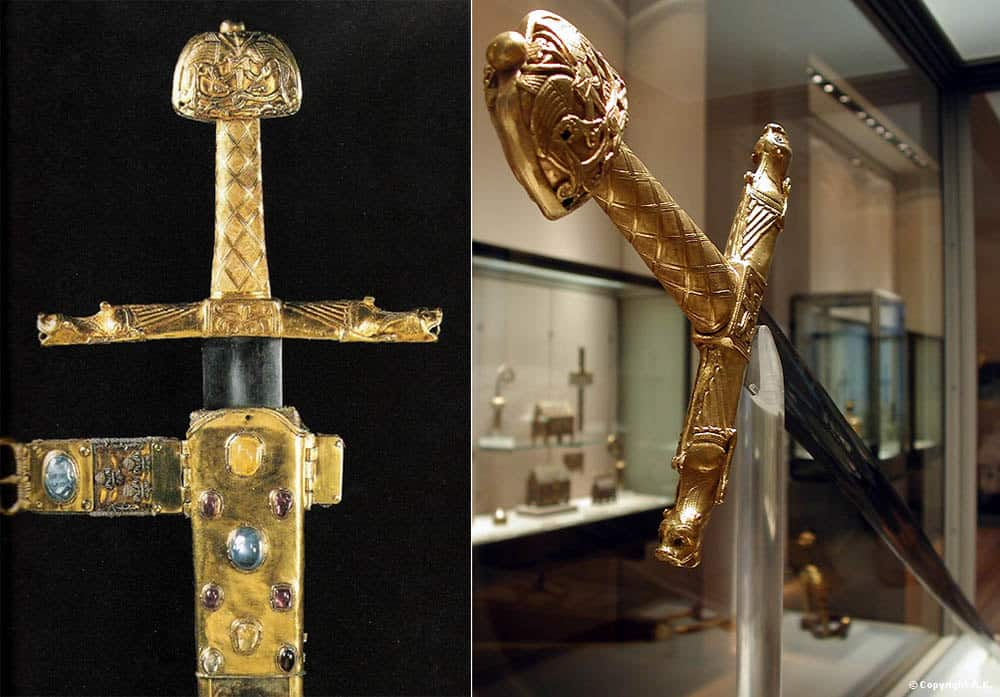 зульфикар меч