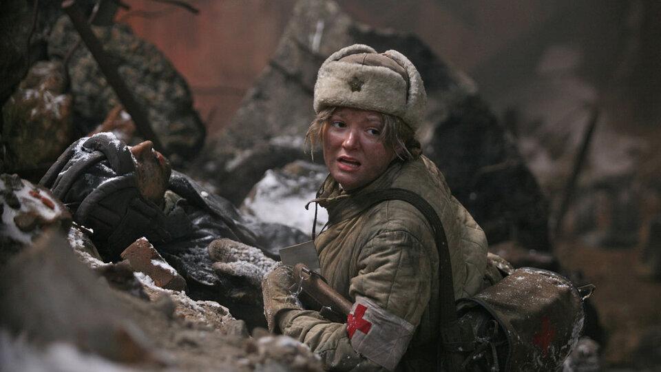 фильм про снайперов великой отечественной