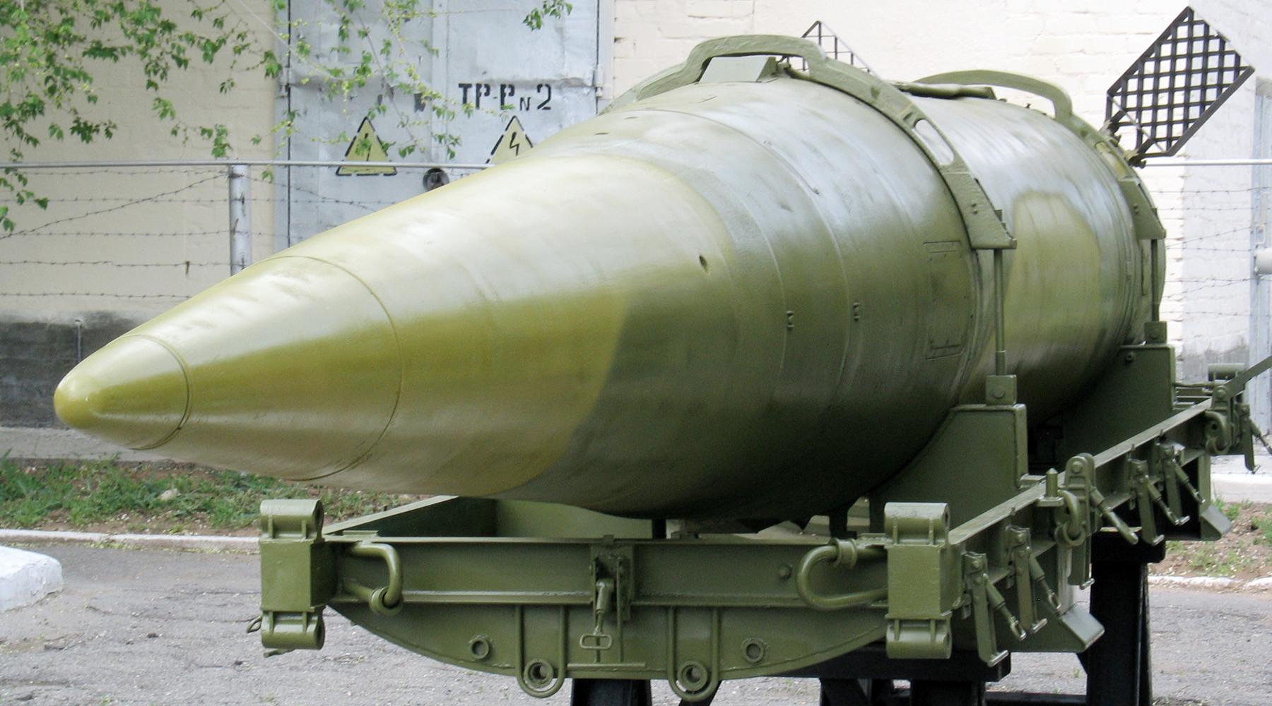 договор о ракетах средней и малой дальности