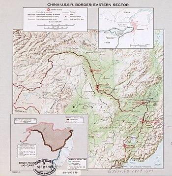 даманский остров конфликт с китаем