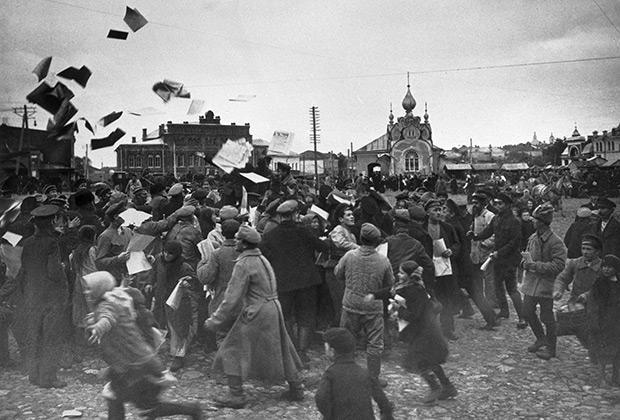 партия анархистов в начале 20 века