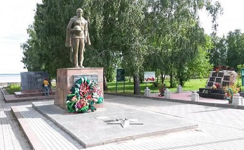 памятники великой отечественной