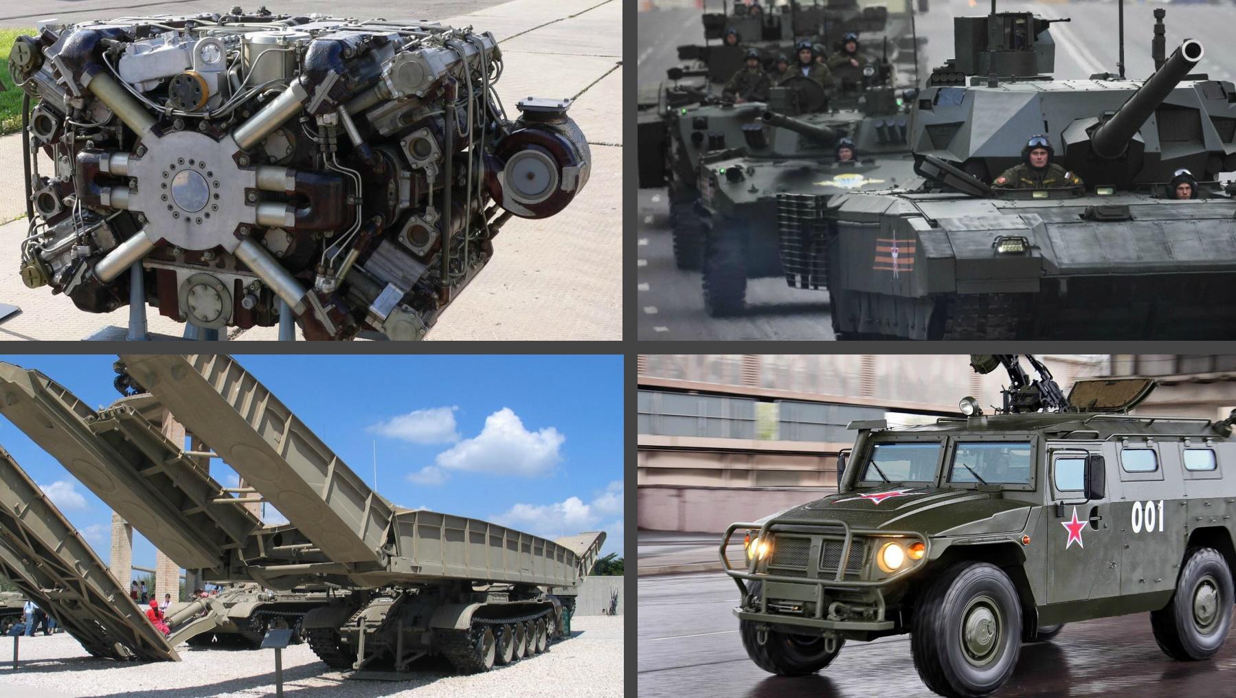 военные авто