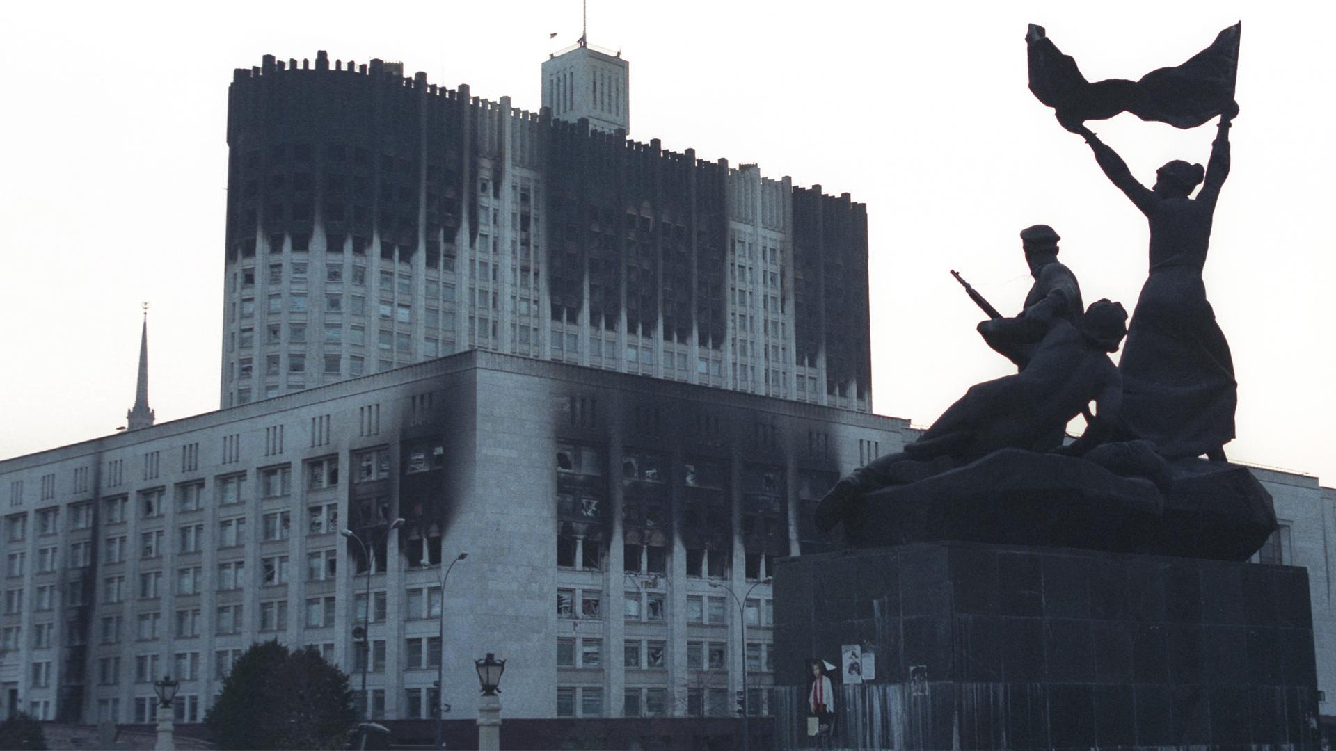 штурм останкино 1993
