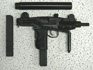 узи пистолет пулемет