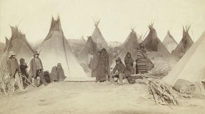 индейские резервации в сша сегодня