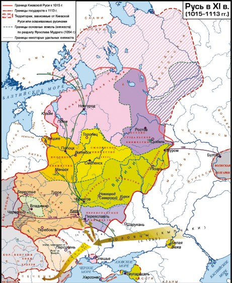 крестовый поход в половецкую степь князь