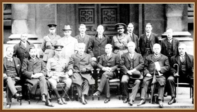 потери великобритании в первой мировой войне