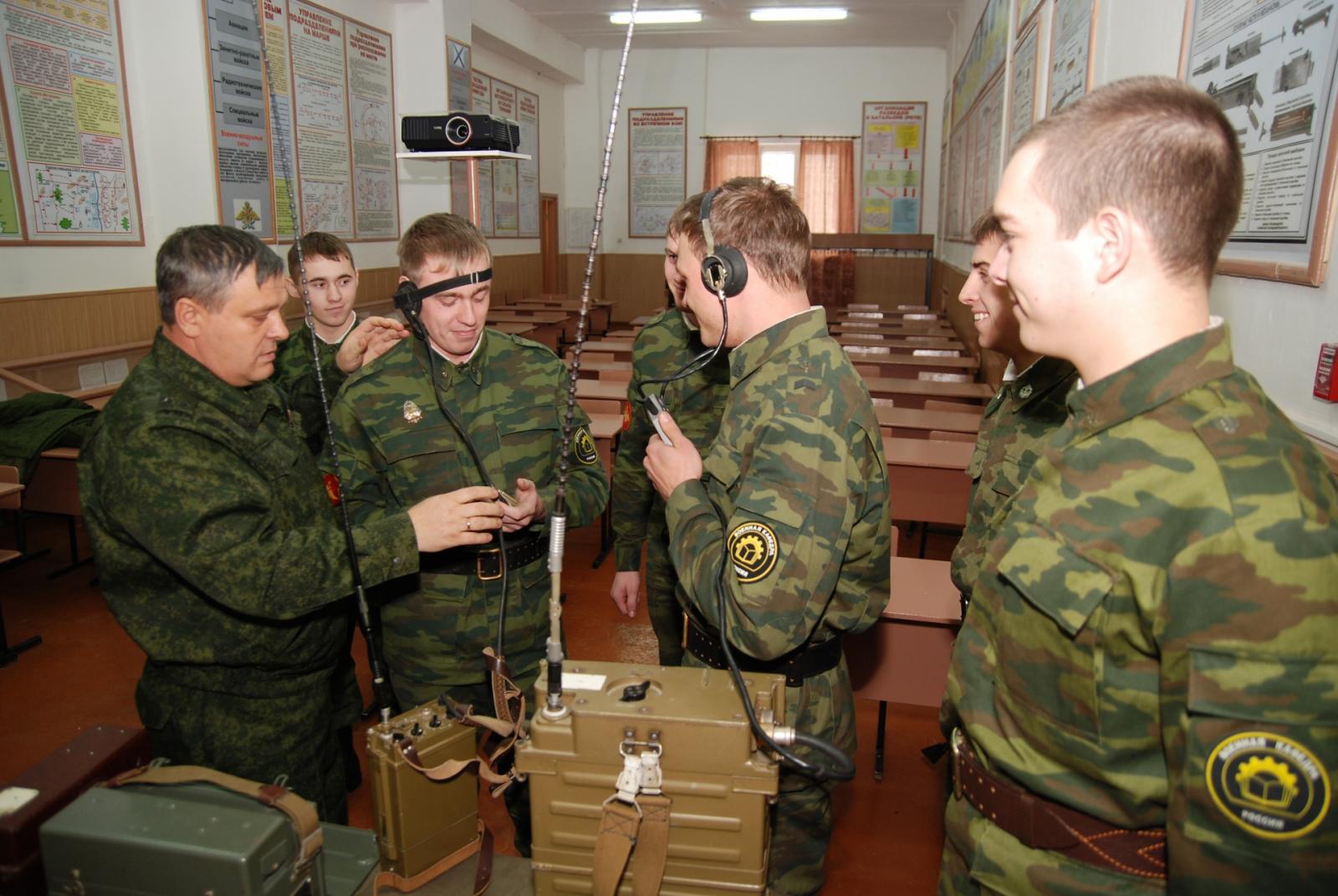 что дает военная кафедра в университете