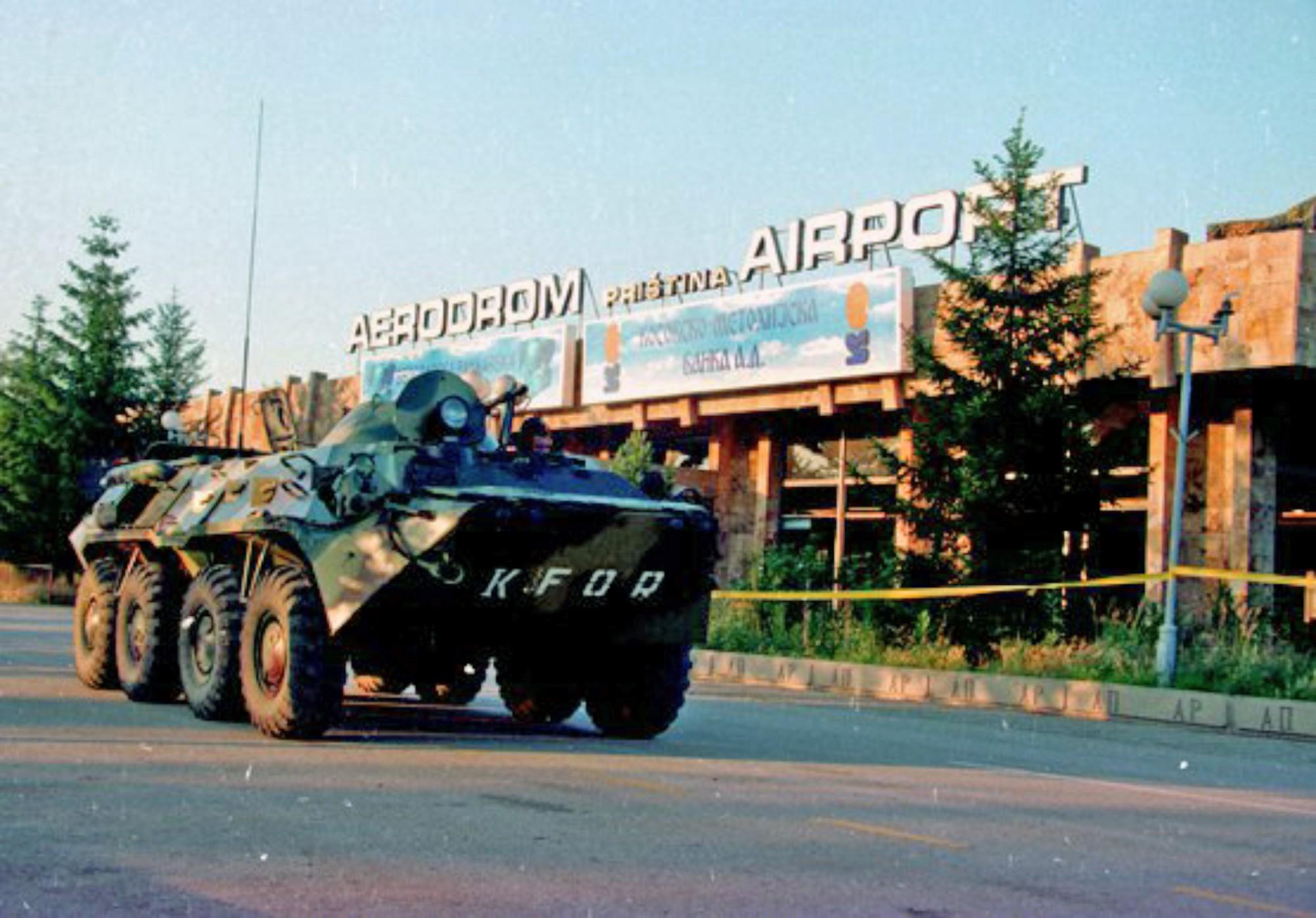 приштина 1999