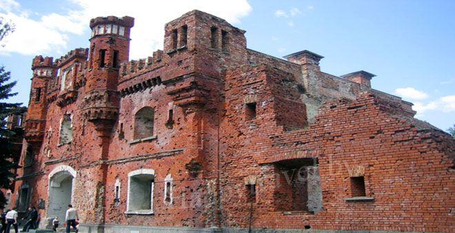 брестская крепость рассказ