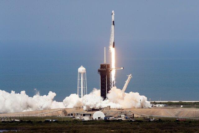 запуск в космос сегодня