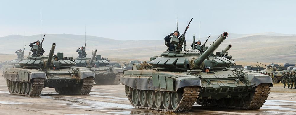 артиллерия войска