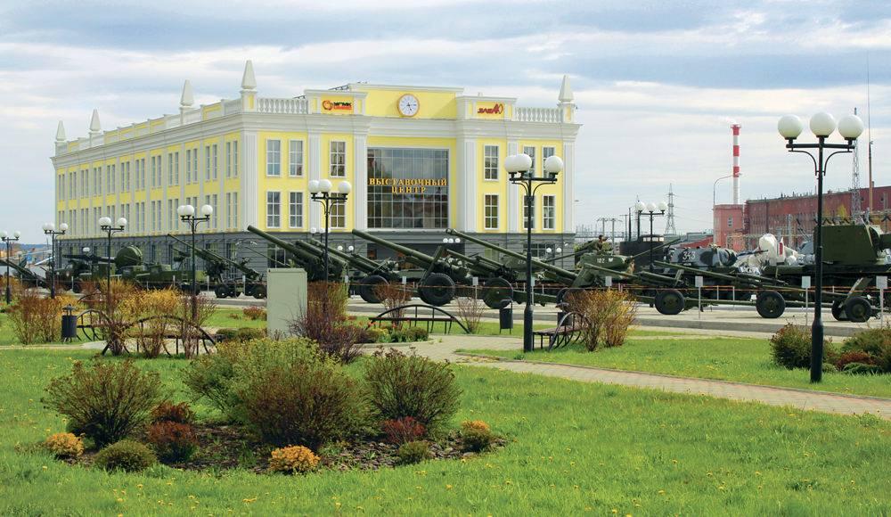 музей военной техники угмк