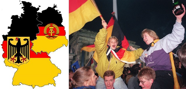 лидеры объединения германии