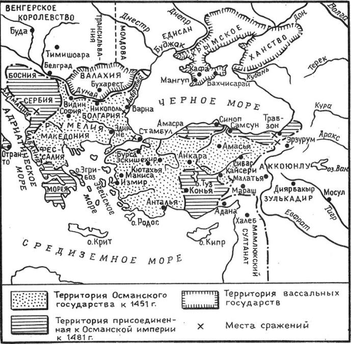распад османской империи после первой мировой войны