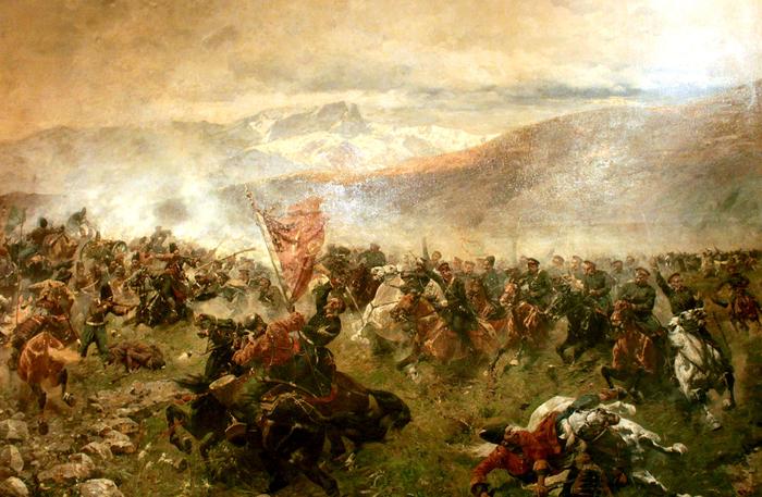 русско иранская война 1826 1828 карта