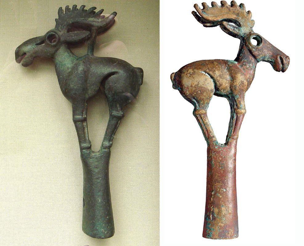 пермский звериный стиль значение символов