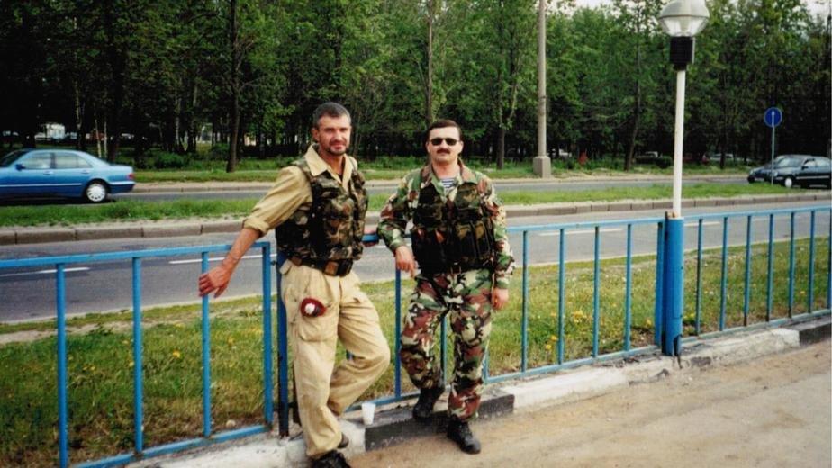 фото пленных в чечне
