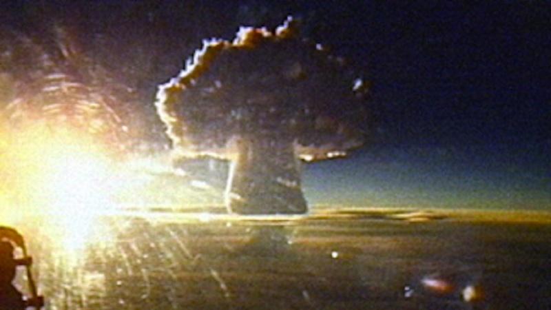 испытание водородной бомбы в ссср 1953