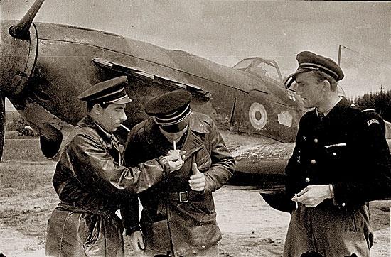 американские истребители второй мировой войны