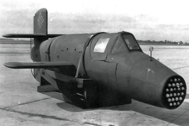 немецкие истребители второй мировой войны