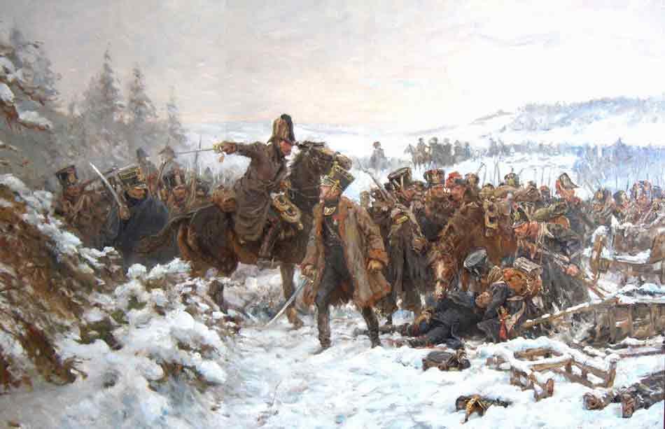 битва при березине 1812 года