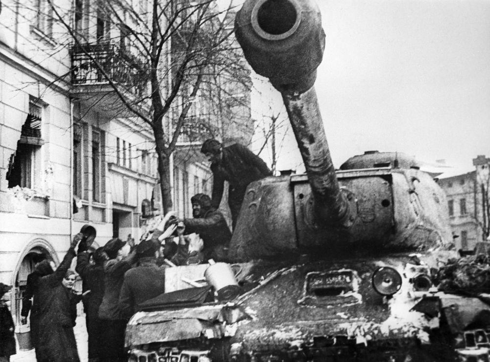 танки ссср второй мировой войны