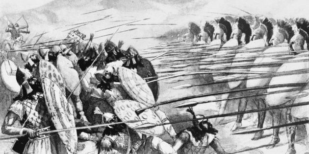 правители спарты