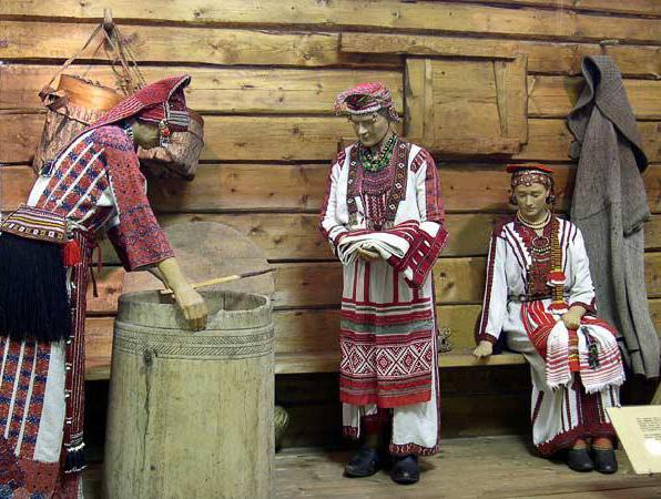 национальная одежда украинцев