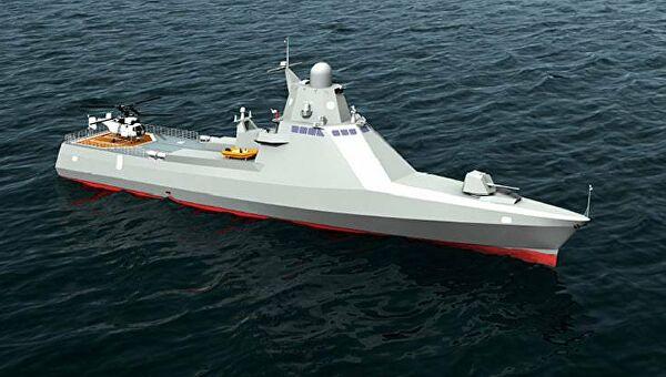 проект 22160 многоцелевой надводный корабль характеристики