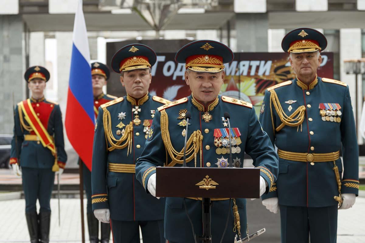 российские генералы