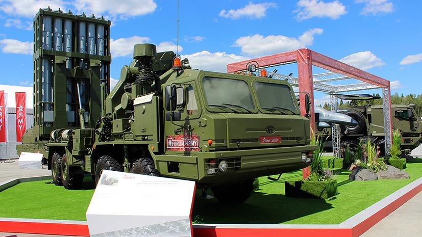 современная военная техника россии