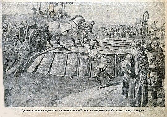 римская армия и ее организация
