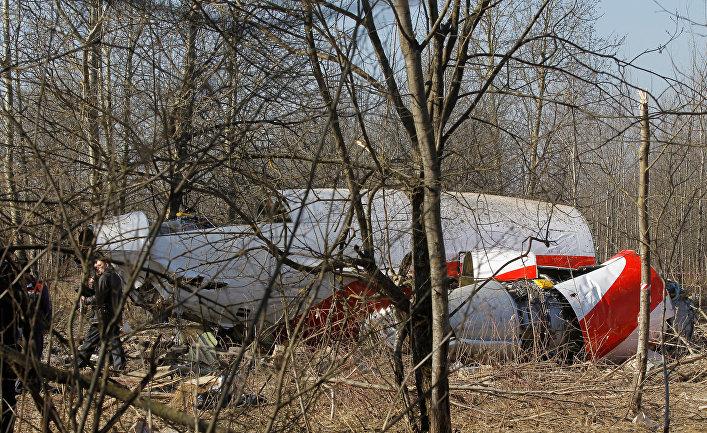 лех качиньский авиакатастрофа