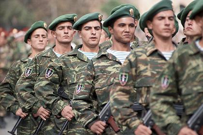 вооружение армии армении
