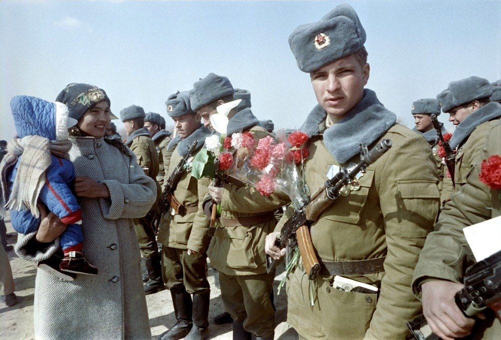 воспоминания об афганистане