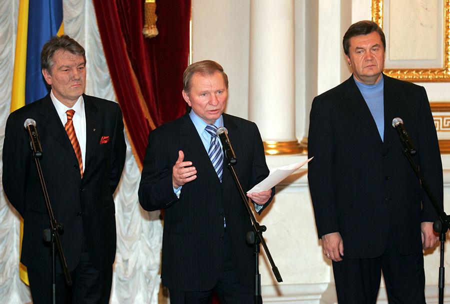оранжевая революция на украине и участие сша