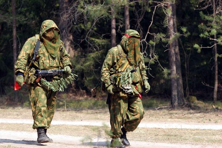 приемы рукопашного боя спецназа