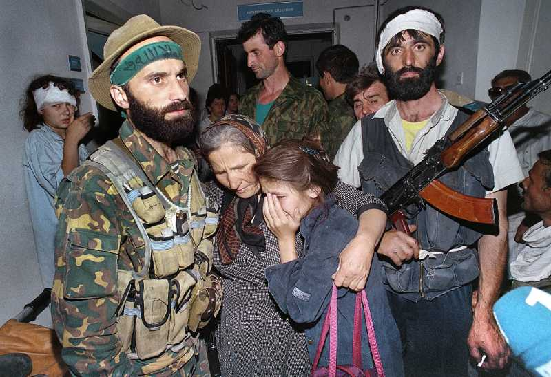 причины чеченского конфликта