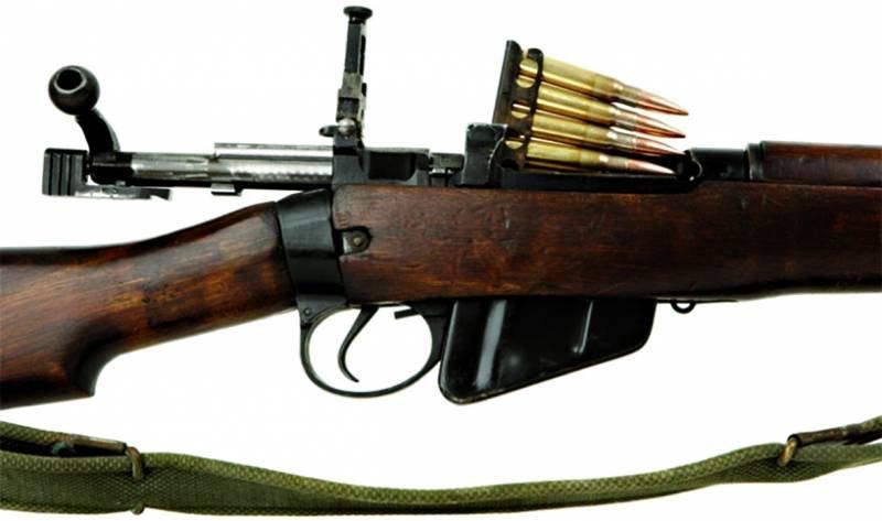 энфилд оружие
