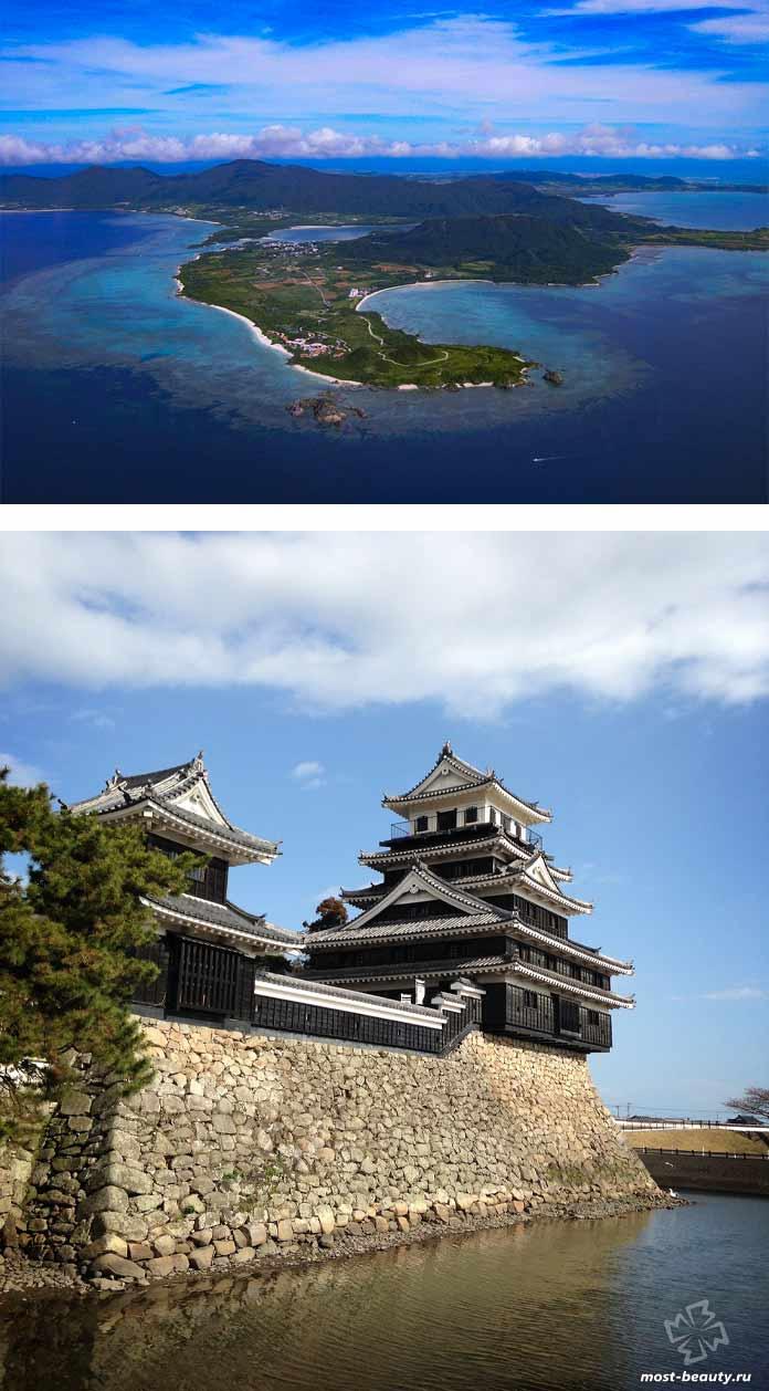 главный остров японии