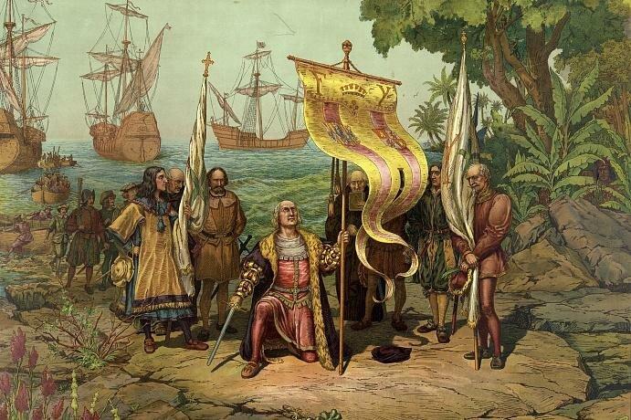 кто из европейцев первым попал в америку