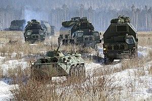 артиллерийские войска