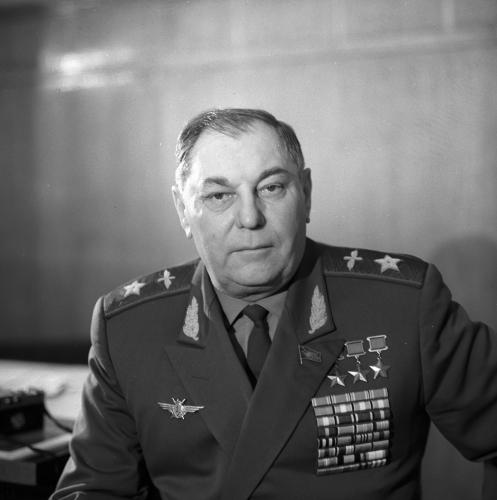 трижды герой советского