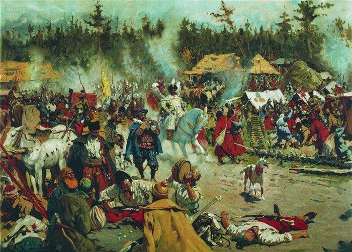 массовый голод 1601 1603