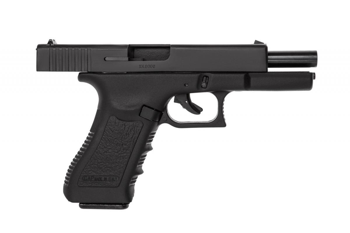 травматический пистолет glock 17