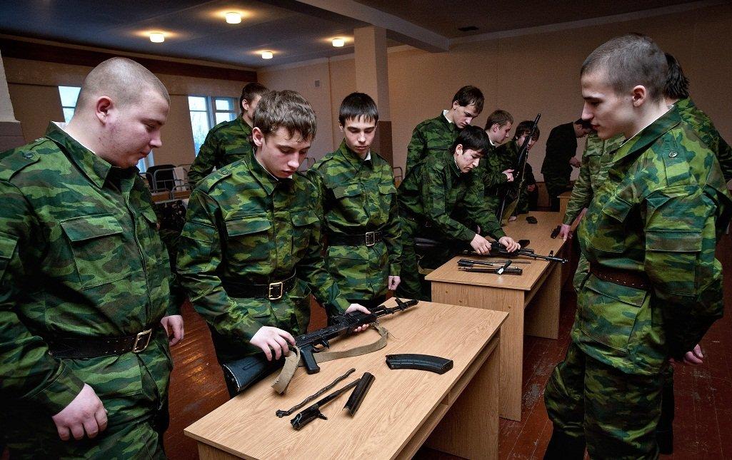 череп в армии